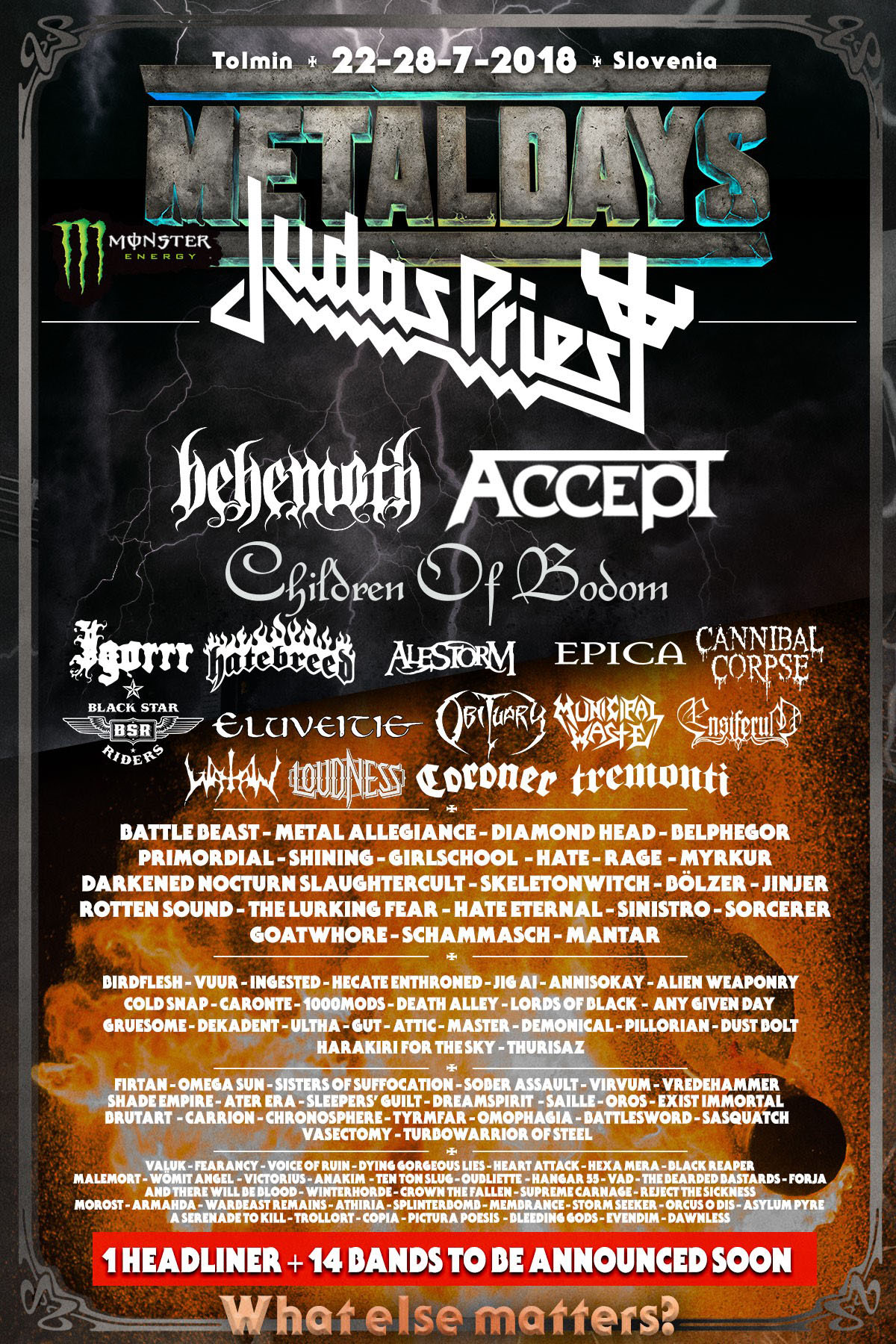 2018 Metaldays - Slovenia
