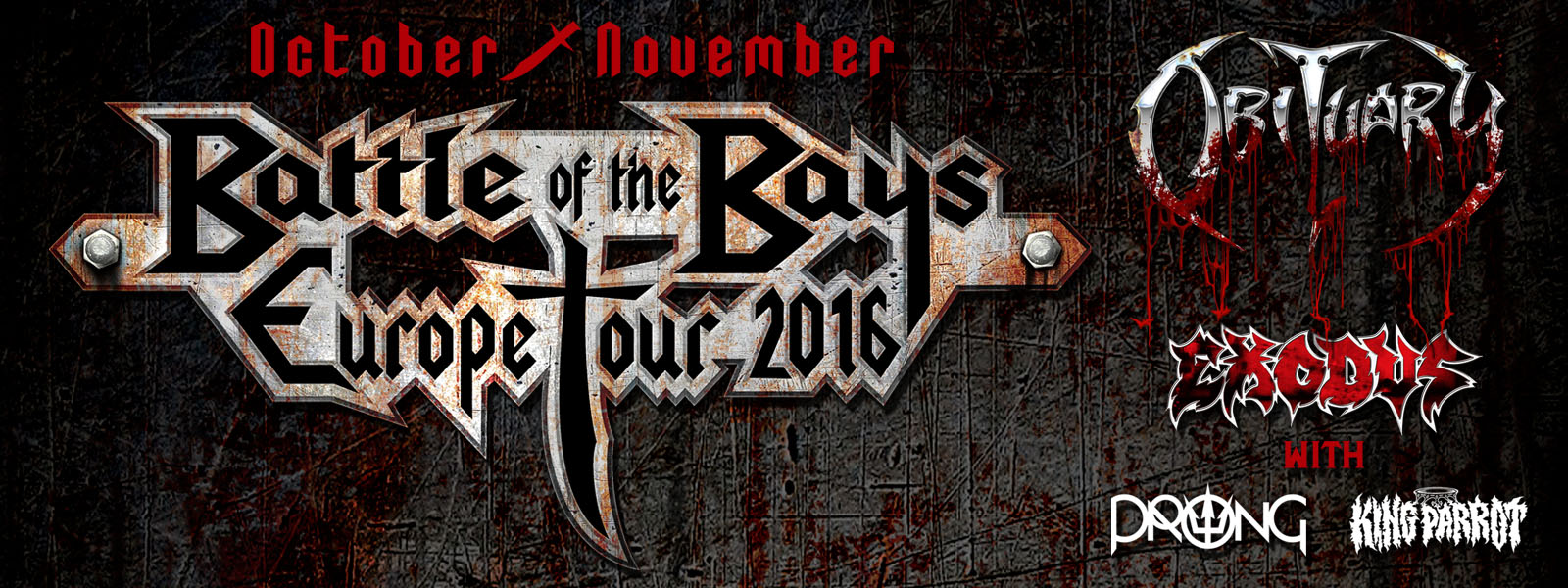 2016 Battle of the Bays European Tour